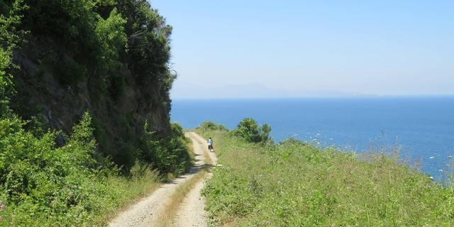 Guney marmara sahlleri karacabey longozu karadag bisiklet turu - 7562