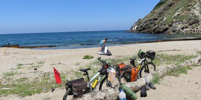 Guney marmara sahlleri karacabey longozu karadag bisiklet turu - 7564
