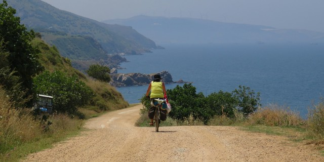 Guney marmara sahlleri karacabey longozu karadag bisiklet turu - 7575