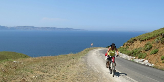 Guney marmara sahlleri karacabey longozu karadag bisiklet turu - 7576