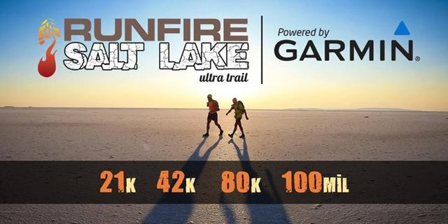 Garmin Runfire Salt Lake Ultra Trail