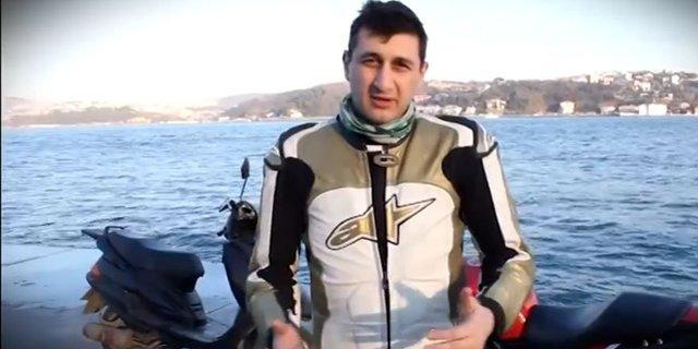 Motosiklet camiasının sevilen ve yayınladığı videolarla birçok kişi tarafından takip edilen ismi: