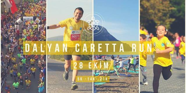 Dalyan Caretta Run 2017
