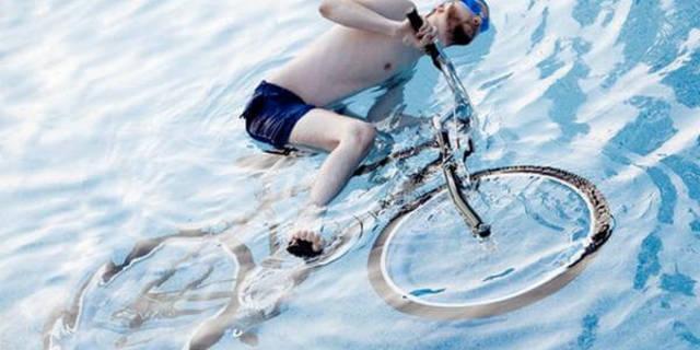 Yüzme sırt ve omuz kaslarınızı güçlendirecek