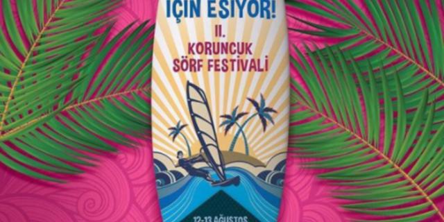 2. Koruncuk Sörf Festivali