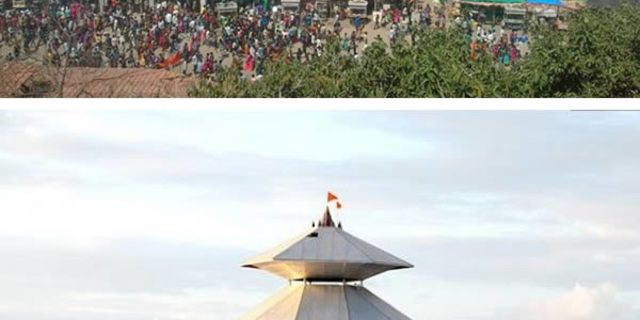 Stambheshwar Mahadev Tapınağı