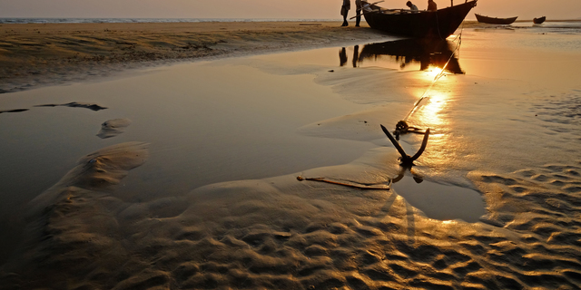 Chandipur Plajı