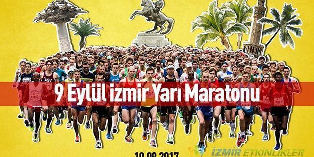 5. Uluslararası İzmir Yarı Maratonu
