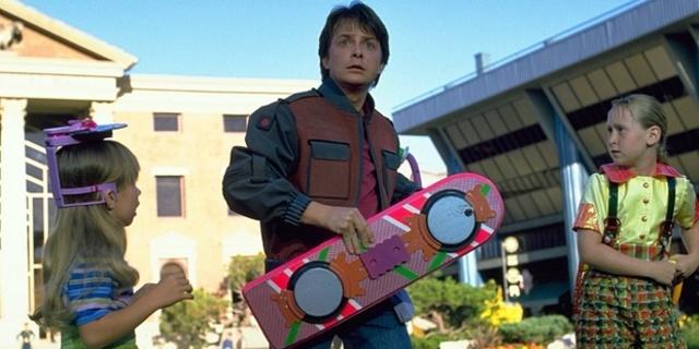 'Hey, McFly!'