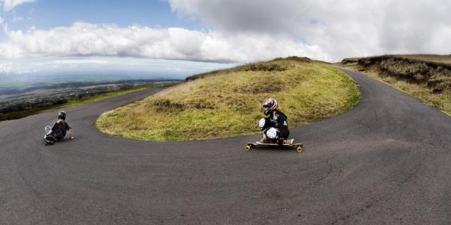 Downhill tarzı