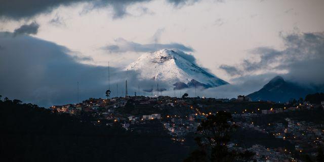 Cotopaxi Dağı