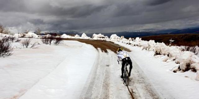 Kışın bisiklete binmek istiyorsanız…