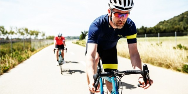 Bisiklete binmenin yaşı yoktur;