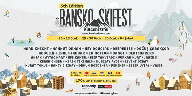 Bansko skifest 2018 - 8074