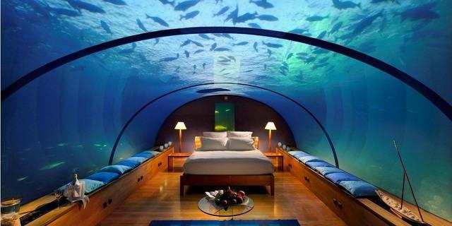 İşte yatak odanız