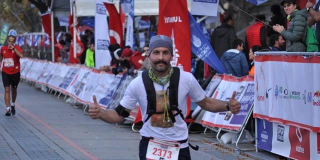 """""""Ben koşmaya istekliydim fakat bir amacım olması gerekiyordu. O da zaten belliydi: Kistik fibrozis hastalığıyla ilgili bir farkındalık oluşturmak."""""""