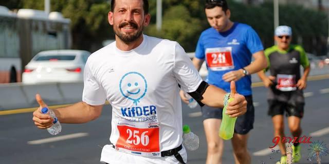 Gökhan Güneri - İzmir Yarı Maratonu hatırası…