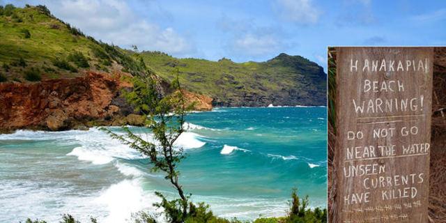 Hanakapiai Plajı