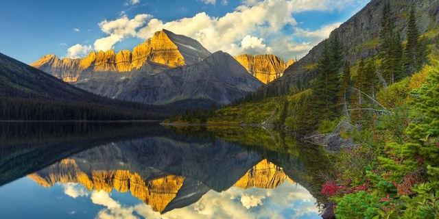 Glacier Ulusal Parkı