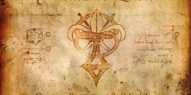 Sion Tarikatı tarafından verilen bir belge