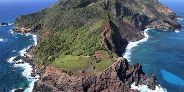 Pitcairn Adası
