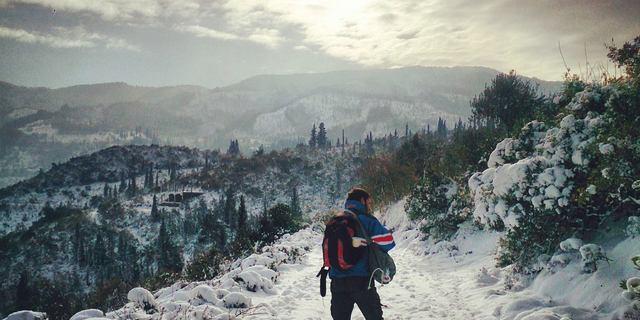 Soğuk ve Issız Dağlar