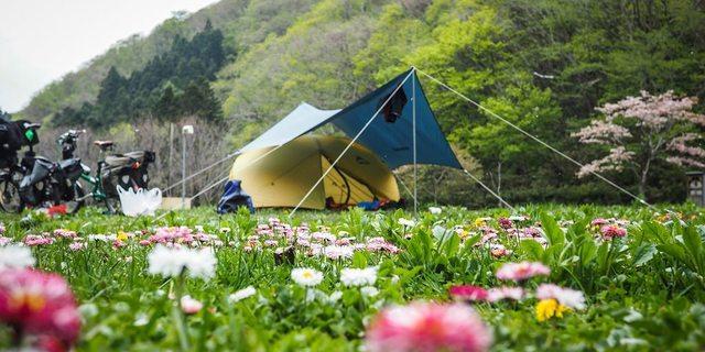 Bahar kampı gibisi yok!