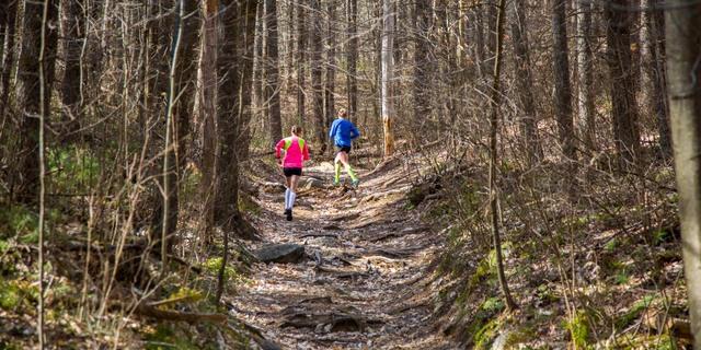 Tırmanış koşunun yarısıdır