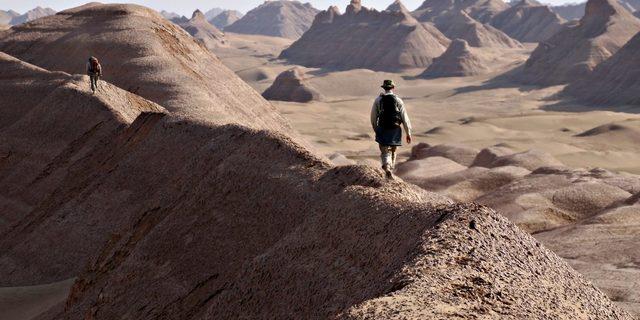 Lut Desert Terek