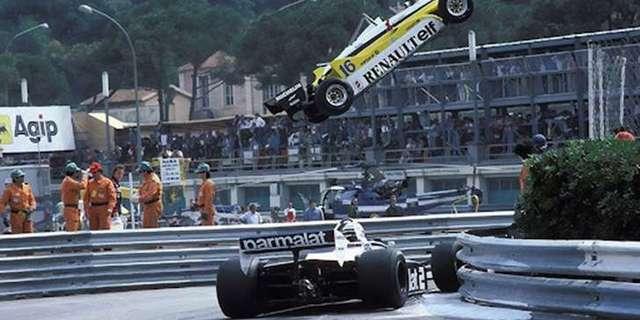 Monaco GP, 1982