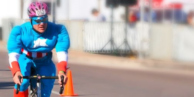 Bisikletle bir şeyler başarıyorsanız bu hale gelmeniz normal!