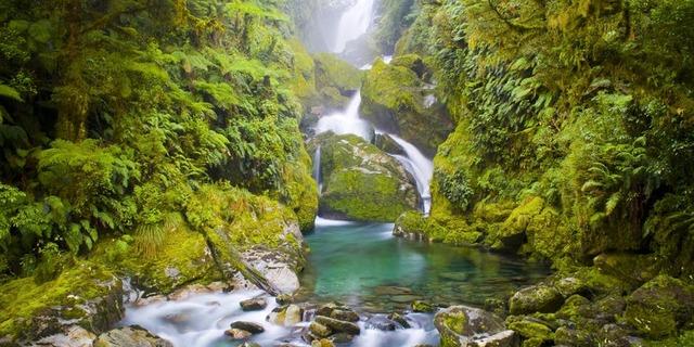 Ulusal parkın göz alıcı noktalarından biri