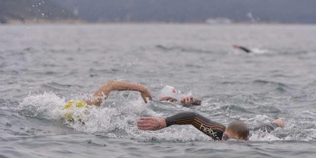 Yüzmeden önce biraz antrenman şart