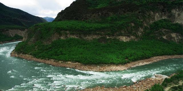 Tsangpo Nehri