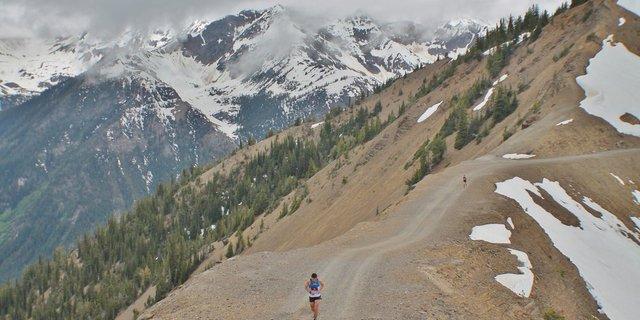 Kanada dağlarında bir koşu deneyimi
