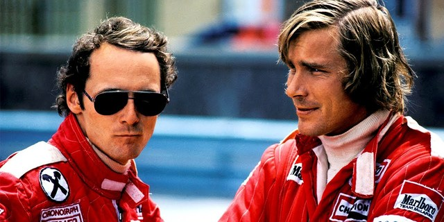 Niki Lauda – James Hunt