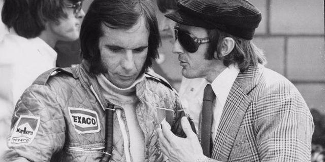 Jackie Stewart – Emerson Fittipaldi