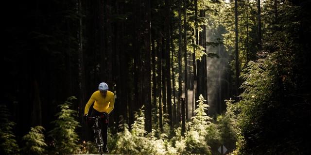 Bisiklet her mevsim güzel