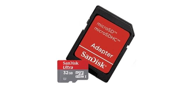 Micro SD hafıza Kartı