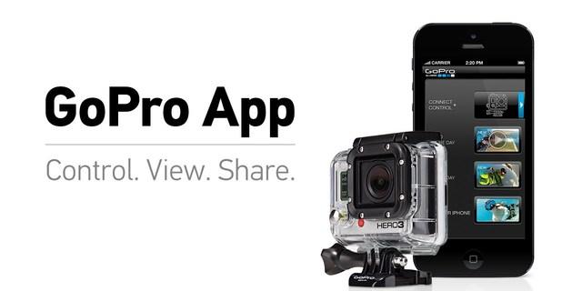 GoPro uygulaması