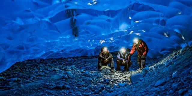 Pemberton Buz Mağarası