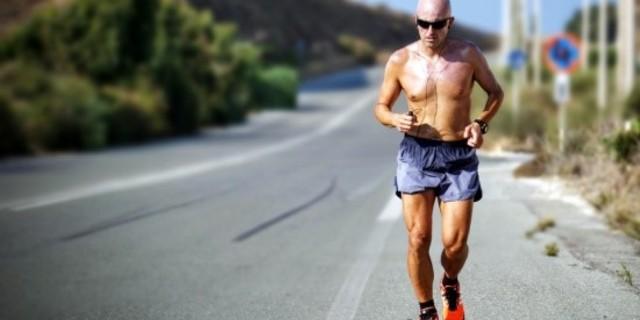Koşmak için çok da ekipmana gerek yok