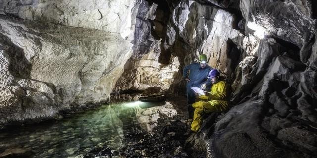 Gezer Kardeşler doğayı keşfetmeye mağaracılıkla devam ediyor.
