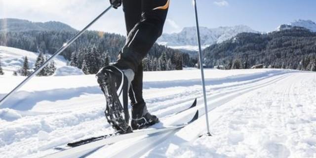 Tek ihtiyacınız kayaklı koşu ekipmanları