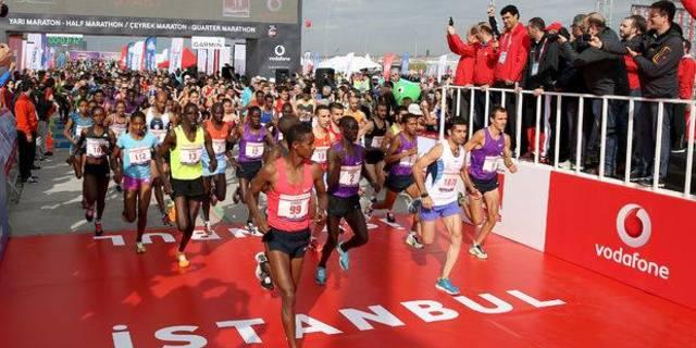 Vodafone istanbul yari maratonu 2019 - 9464