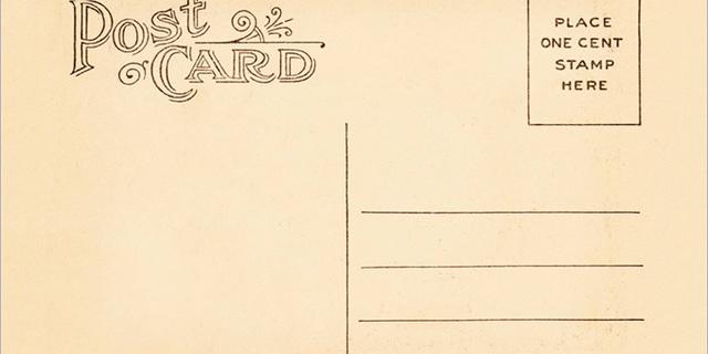 Kartpostal biriktrmek de önemli