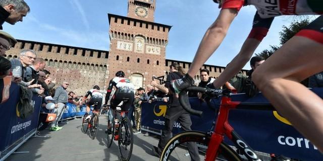 İtalya'da pazar günü bisiklet yarışı mı?