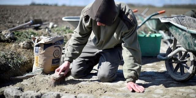 Gönüllüler, Roubaix parkelerinin koruyucusu