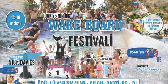 Waketurkey yaza merhaba festivali - 9779
