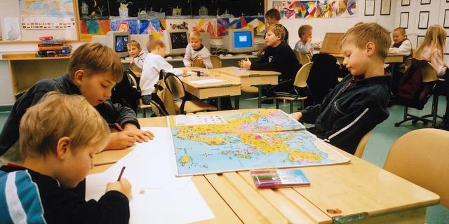 Finlandiya'da en çok değer verilen şey eğitim